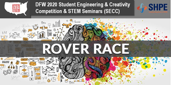 CANCELED: 2020 CIE/USA-DFW Student Engineering & Creativity Competition – Rover Race (Students 6-8th)