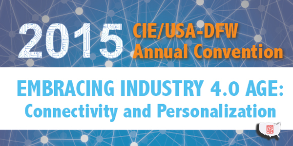 2015 CIE/USA-DFW Annual Convention