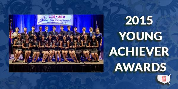 2015 CIE/USA-DFW Young Achiever Awards