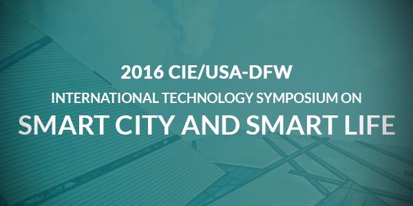 2016 CIE/USA-DFW Fall Technical Symposium