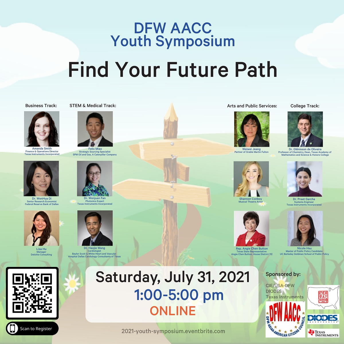 Affiliate Event – 2021 DFW AACC Youth Symposium